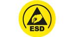 ESD Protección frente a Cargas Electrostáticas. Opcional - Consultar