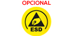 ESD Electrostatic Discharge Protection Footwear. Optional - Ask