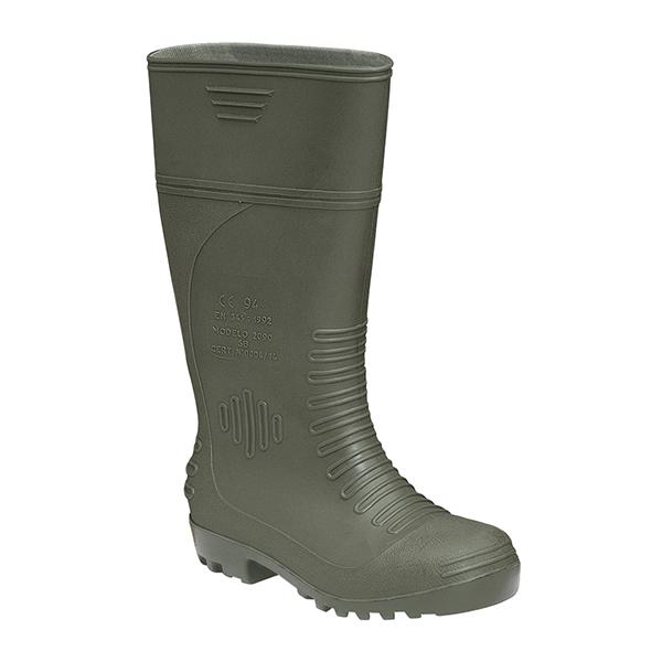 2090 Verde S4 bota alta impermeable