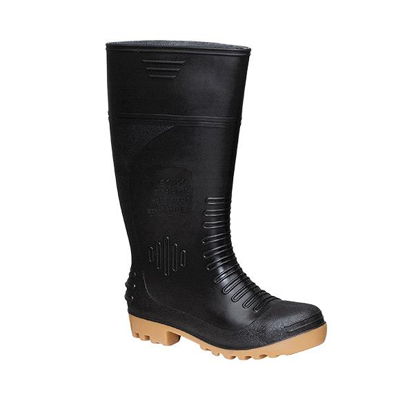 2091 Negra S5 bota alta impermeable maxima seguridad