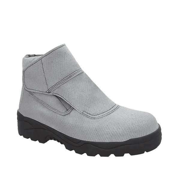 Acidos calzado seguridad acido riesgo quimico