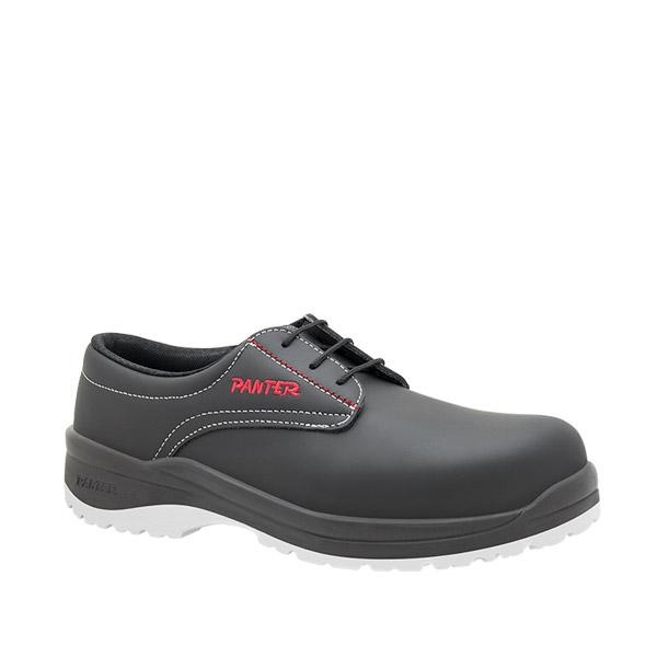 CAROL LINK zapato seguridad ergonomico mujer cordones negro