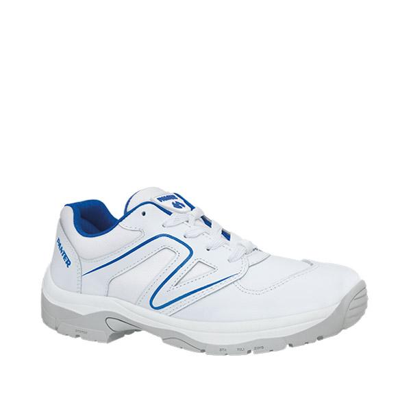 Deportivo Sporty Blanco calzado seguridad piel s3