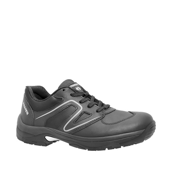 Deportivo Sporty Negro calzado seguridad piel s3