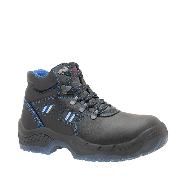 Dragon Plus bota seguridad antitorsion cordones rapido lazado