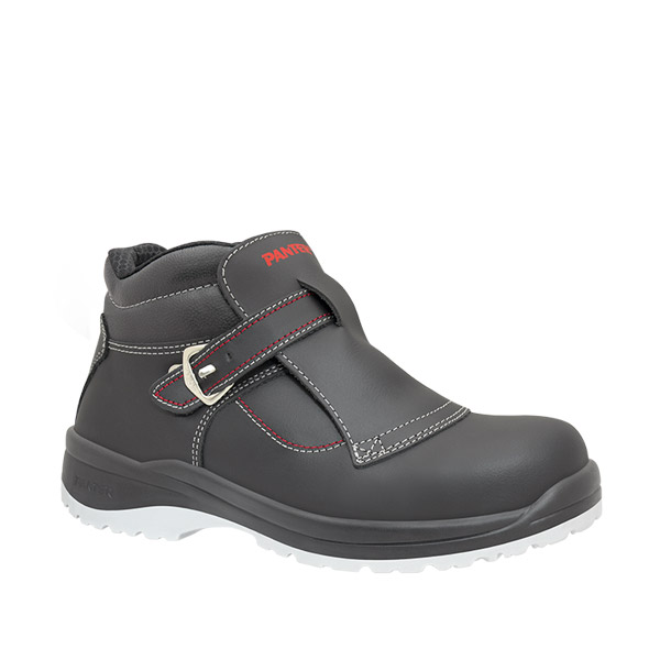 Fragua Link s3 bota seguridad ergonomica hebilla