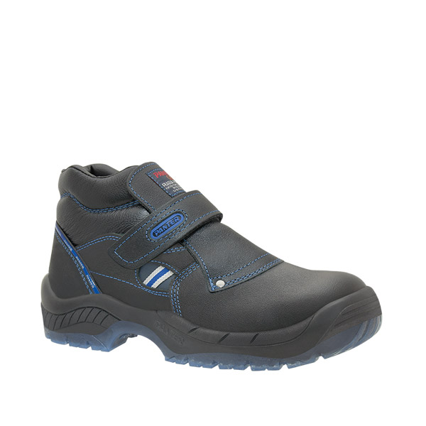 Fragua Velcro Plus S3 bota seguridad velcro antitorsion