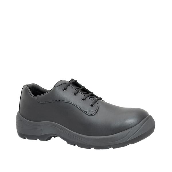 Milano Totale zapato seguridad comodo negro hombre