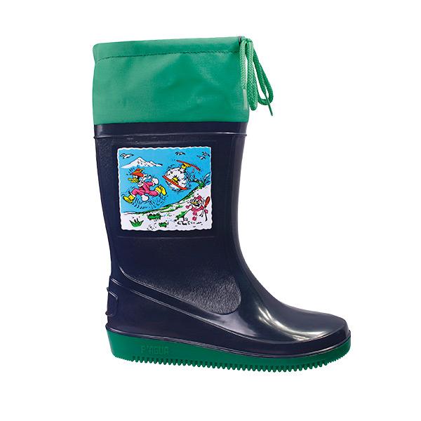 Neptuno bota agua infantil