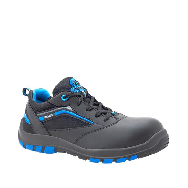 OSLO S3 AZUL calzado seguridad profesional proteccion comodo transpirable saludable diseno