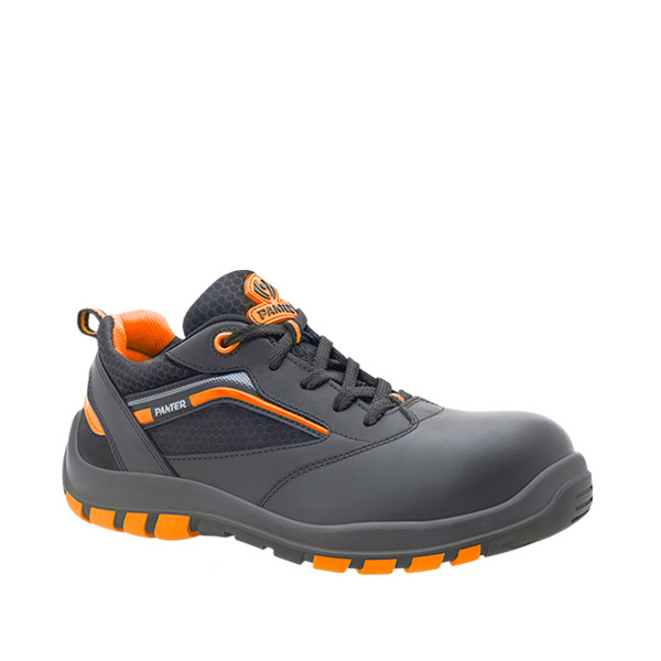 OSLO S3 NARANJA calzado seguridad profesional proteccion comodo transpirable saludable diseno