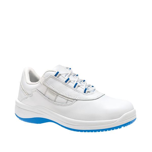 RELAX O2 BLANCO calzado blanco antibacteriano cordoneras