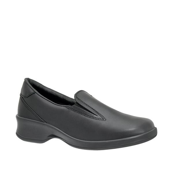 Raquel Negro zapato laboral mujer uniforme
