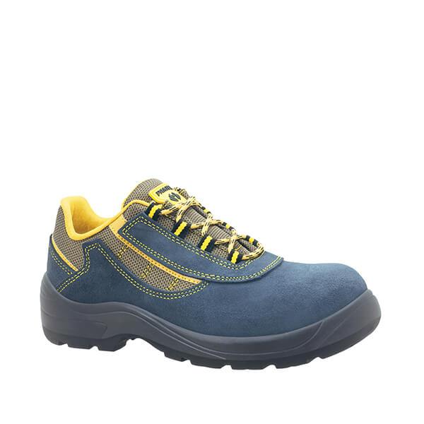 SUMUN AZUL S3 calzado multifuncion piel transpirable ergonomico
