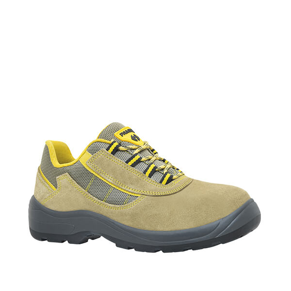 SUMUN BEIGE S3 zapato multifuncion piel transpirable ergonomico