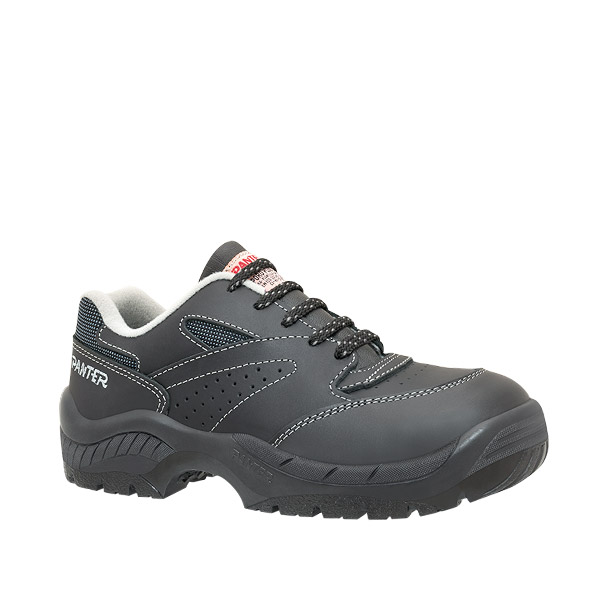 Saporo Plus Negro deportivo seguridad antitorsion antideslizamiento negro