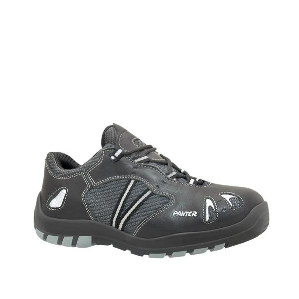 Sepang Negro calzado seguridad moderno flexible transpirable