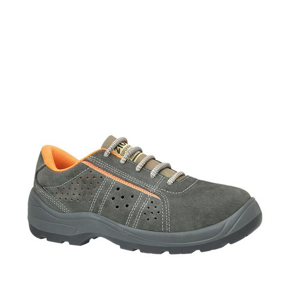 Super Numan Metal Free zapato seguridad economico transpirable metal free
