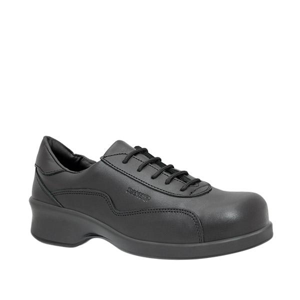 Tango Negro calzado seguridad mujer negro