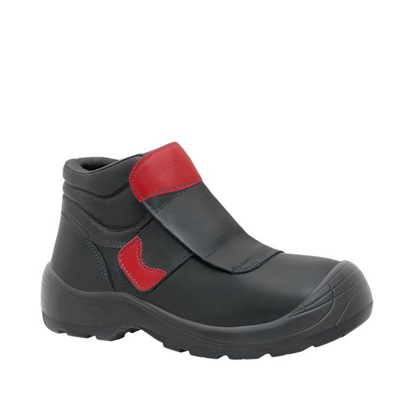 Ulises 49 bota soldador piel extra gruesa ignifuga