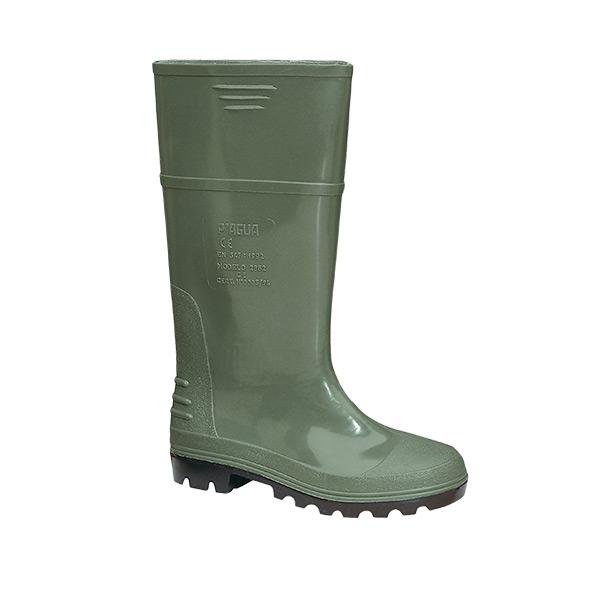 Vesubio bota agua alta vesubio verde negro