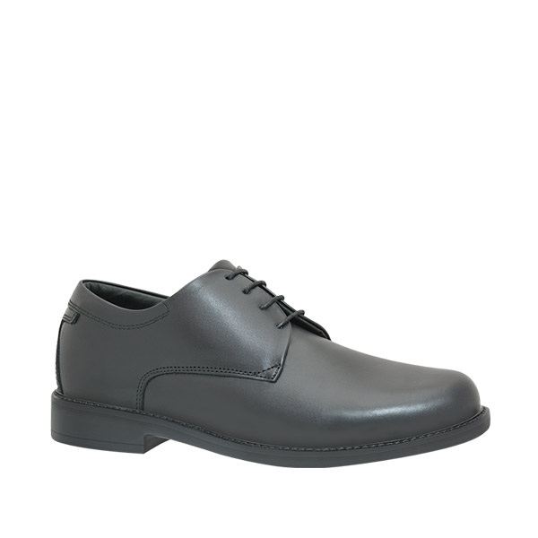 Z610 SFT O2 zapato cordoneras uniforme negro hombre
