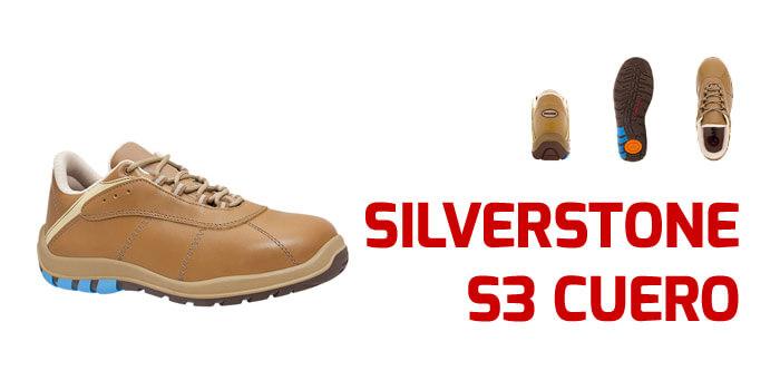 c35acd67 Silverstone S3 de Panter: calzado de seguridad con un plus en diseño,  protección y confort .