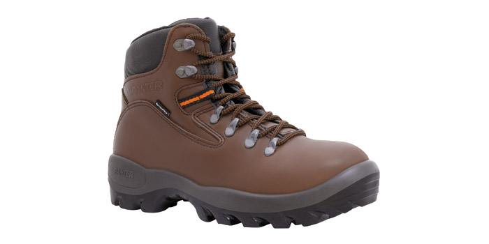 0a49735910 Protege tus pies del frío y la humedad con la bota 3260 Marrón O2 Membrana,  un auténtico 4x4 para trabajos al aire libre y senderismo .