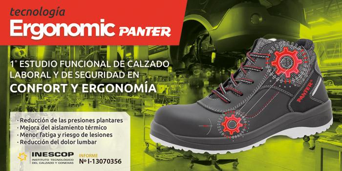 super popular 2223c fa411 Protección Blog Uniformidad Panter Y De Calzado Zapato Seguridad w6AZq6HxI