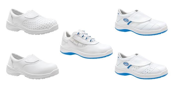 bed65c54 Encuentra en Panter el calzado sanitario y de limpieza más cómodo y  ergonómico .