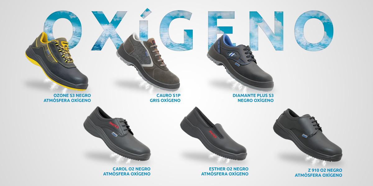 22ecd872 Blog - PANTER Calzado de seguridad, protección y uniformidad. Zapato ...